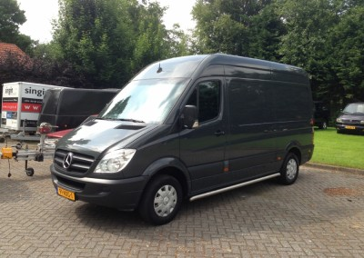 Mercedes-benz – 211 bestelbus sprinter