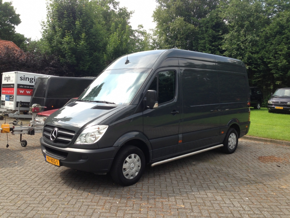 Mercedes-benz - 211 bestelbus sprinter