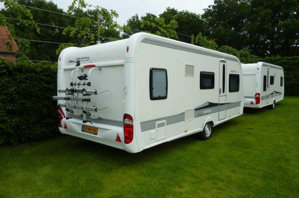 Caravan hobby 545 kmf