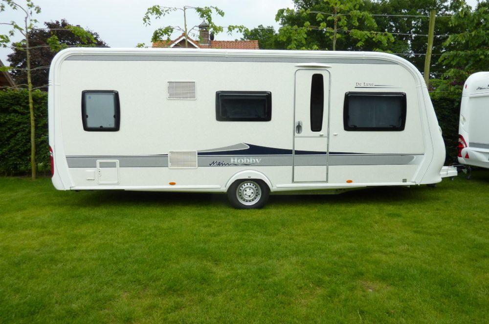 Caravan hobby 545 kmf 068
