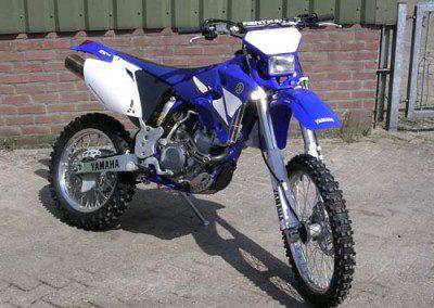 Motor – Yamaha wr 450 enduro