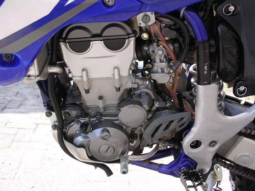 Motor - Yamaha wr 450 enduro 005