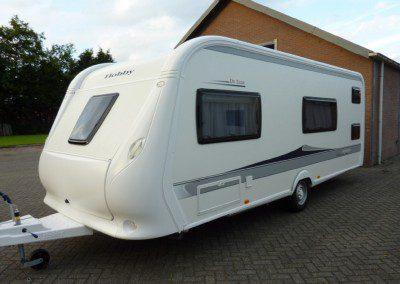 Caravan – hobby 560 kmfe 2012