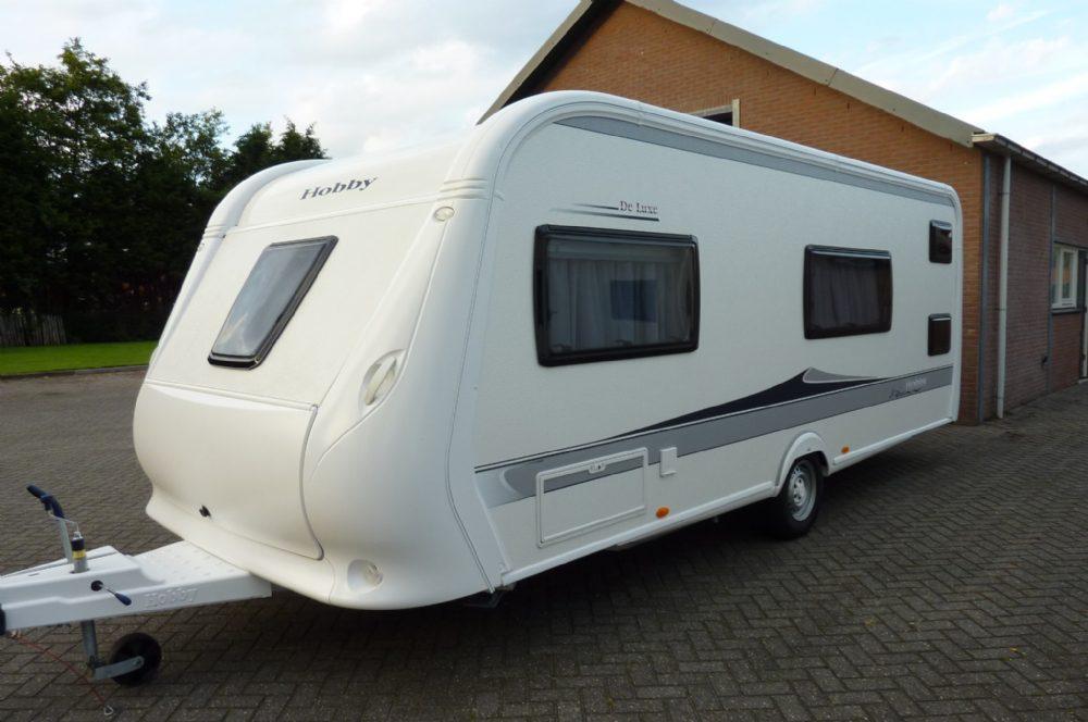 Caravan - hobby 560 kmfe 2012