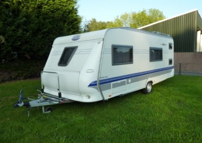 Caravan – hobby 560 kmfe