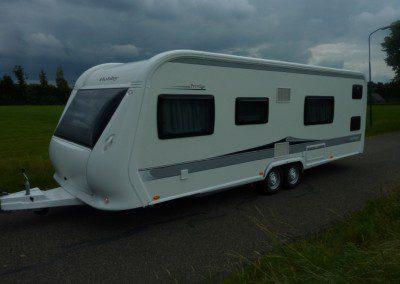 Caravan – hobby 650 kfu bj 2012