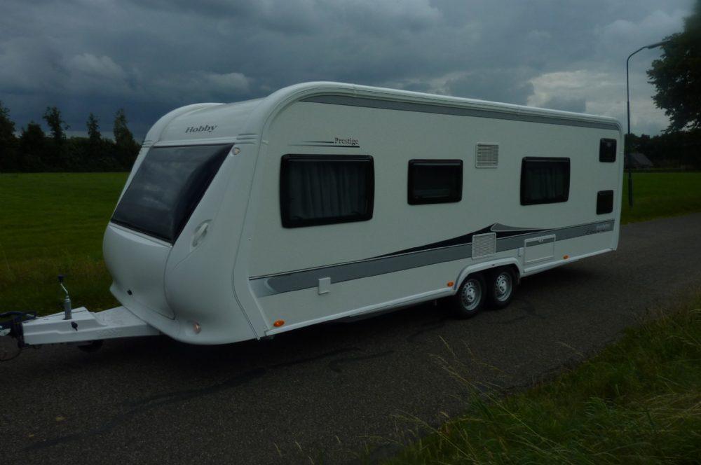 Caravan - hobby 650 kfu bj 2012