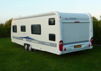 Caravan – hobby kfu 650 2010