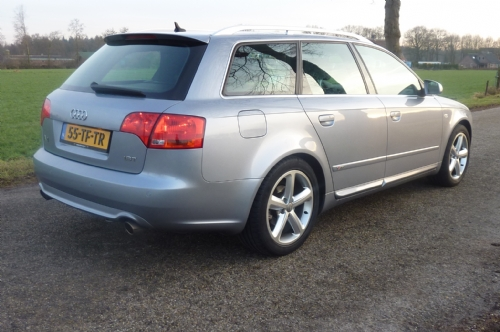 Audi - Audi a4 avant 1.8t s-line