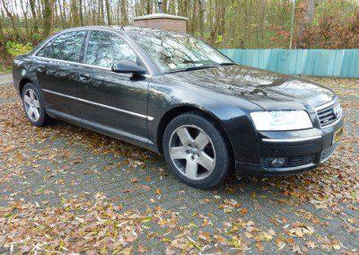 Audi – a8 4.2 v8