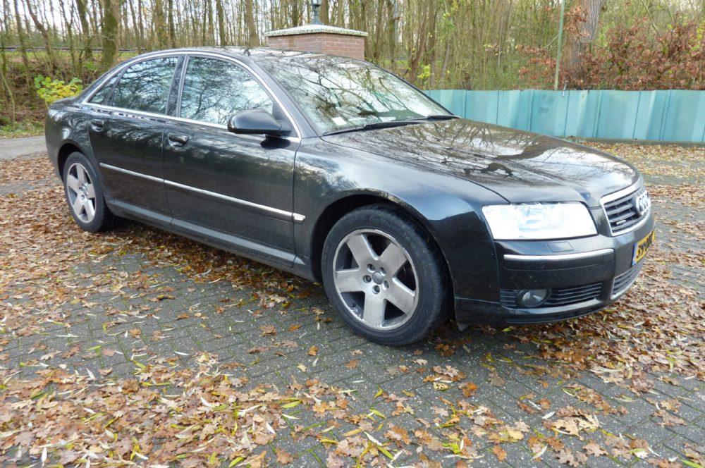 Audi - a8 4.2 v8