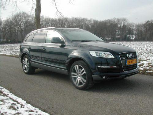 Audi - audi Q7 Quattro 3.0 tdi allroad luchtvering panoramadak