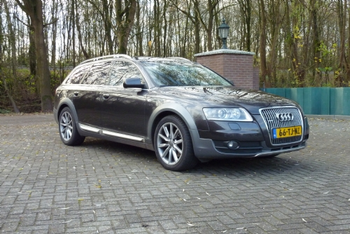 Audi - audi a6 allroad quatro