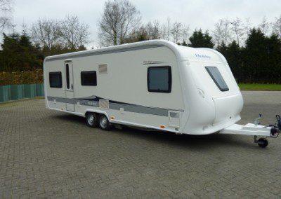 Caravan – hobby 650 kmfe 2011