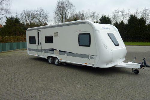 Caravan - hobby 650 kmfe 2011