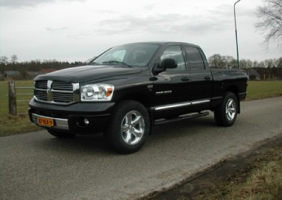 Dodge – ram 1500 5.7 Hemi pick-up Laramie