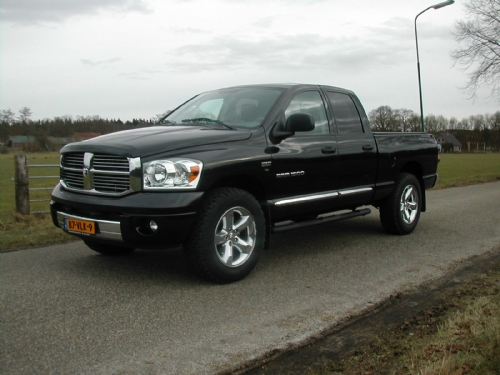 Dodge - ram 1500 5.7 Hemi pick-up Laramie