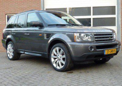 Land Rover – Range Rover Sport 2.7 v6