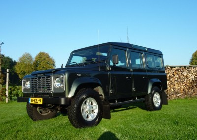 Land Rover – defender 110 td5