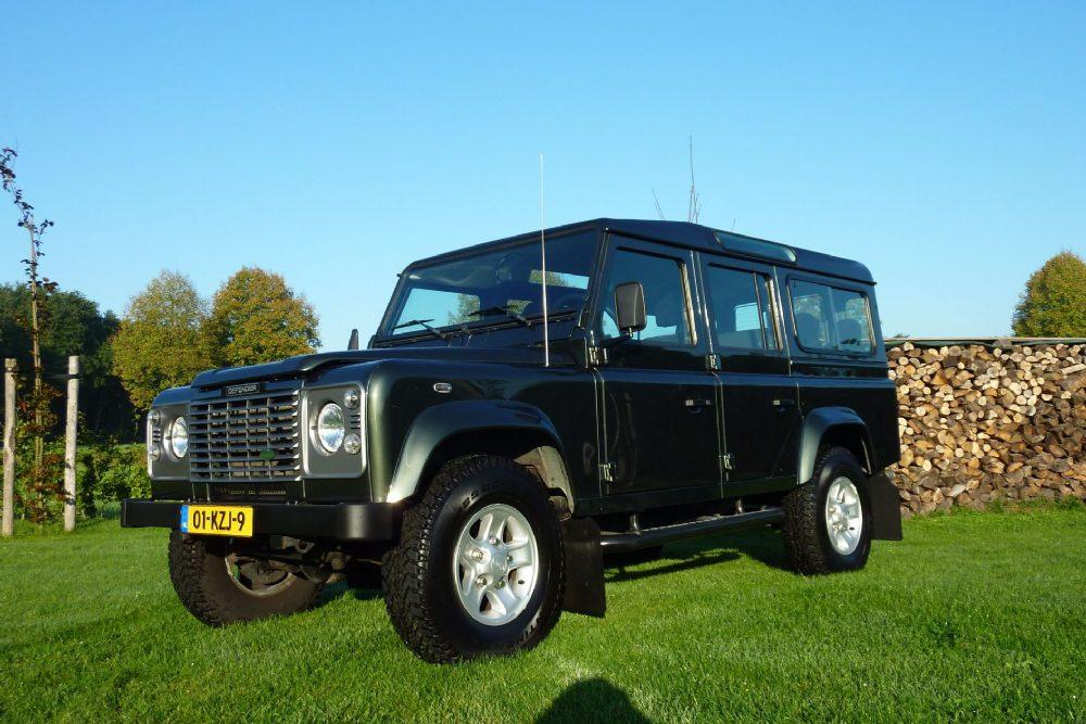 Land Rover - defender 110 td51
