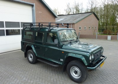 Land Rover – defender santana 110 ps10