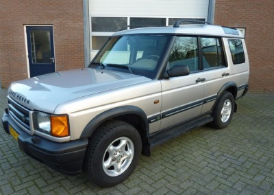 Land Rover – discovery 2