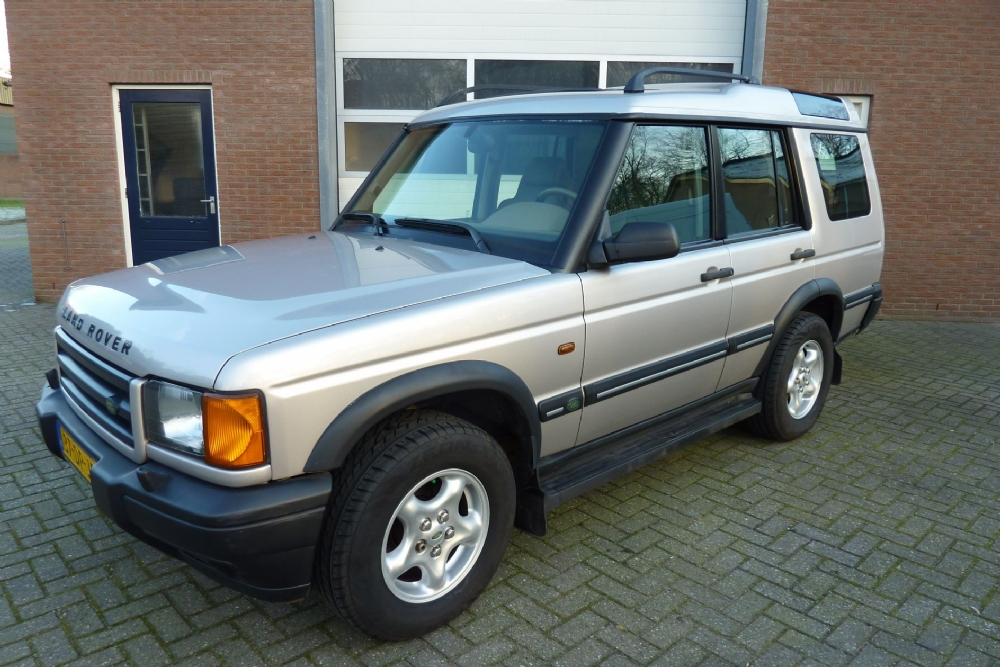 Land Rover - discovery 2