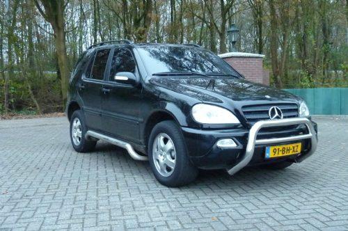 Mercedes-benz - mercedes m-klasse 2.7 crd van