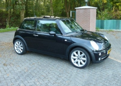Mini – 1.6 cooper panoramadak
