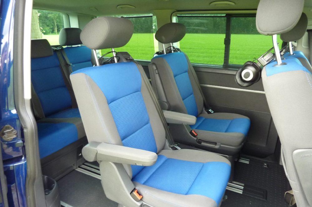 Volkswagen - Multivan Comfortline 174 pk automaat standkachel dvd scherm1