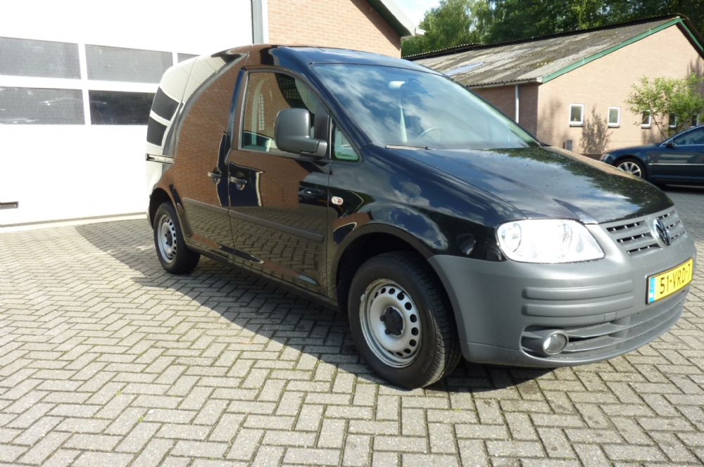 Volkswagen - caddy 2008