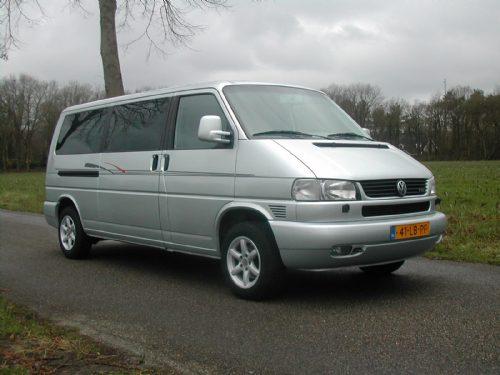 Volkswagen - caravelle t4 2002 personenuitvoering