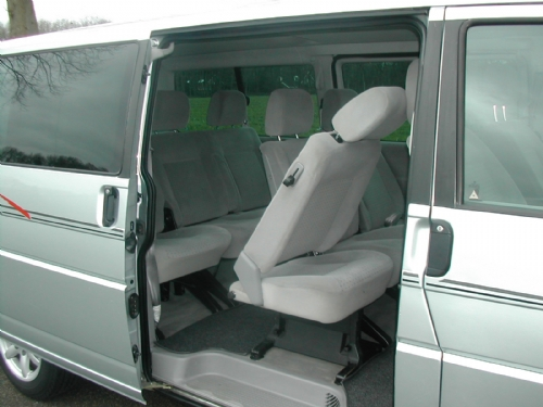 Volkswagen - caravelle t4 2002 personenuitvoering1