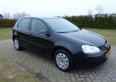 Volkswagen – golf 1.4 fsi buisnes line 5 deurs zwart