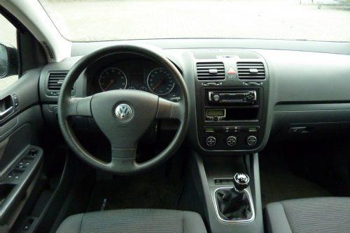 Volkswagen - golf 1.4 fsi buisnes line 5 deurs zwart1