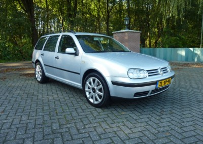 Volkswagen – golf variant