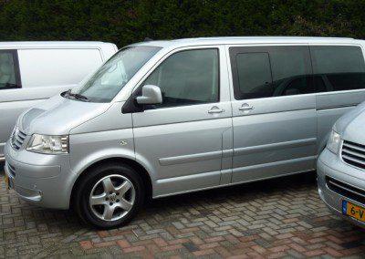 Volkswagen – multivan 174 pk comfortline 2.5 tdi 7 persoons
