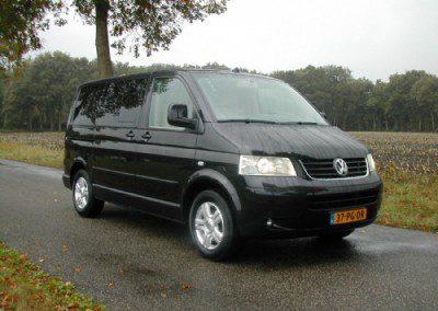 Volkswagen – multivan 7 persoons 174 pk highline