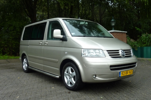 Volkswagen - multivan dc