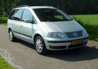 Volkswagen – sharan 1.8 Turbo comfortline 7 persoons