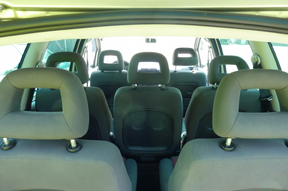 Volkswagen - sharan 1.8 Turbo comfortline 7 persoons