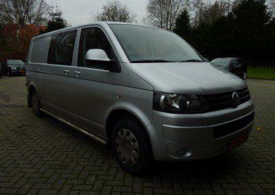 Volkswagen – transporter 140pk dc