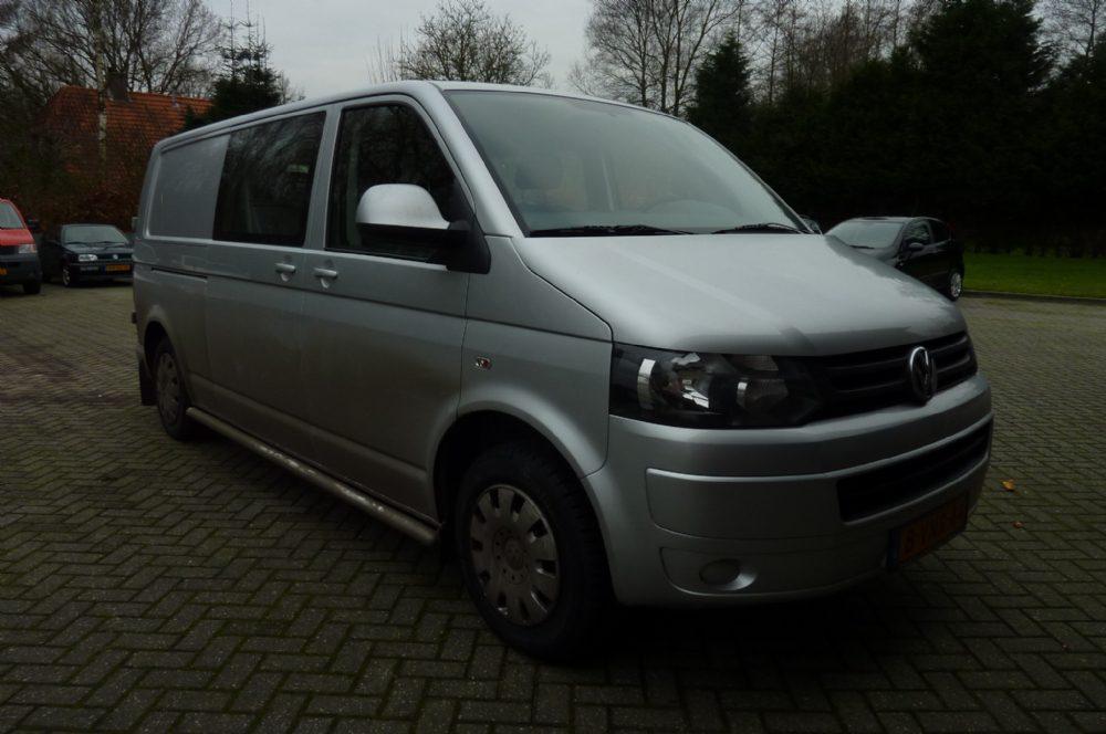 Volkswagen - transporter 140pk dc