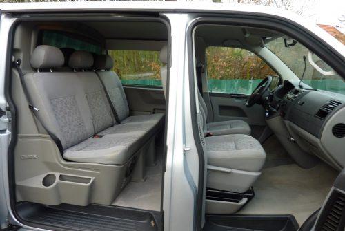 Volkswagen - volkswagen transporter 2.5 tdi 130 pk dc lang1