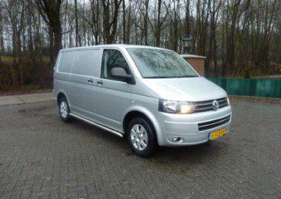 Volkswagen – vw transporter t5 nieuw geleverd
