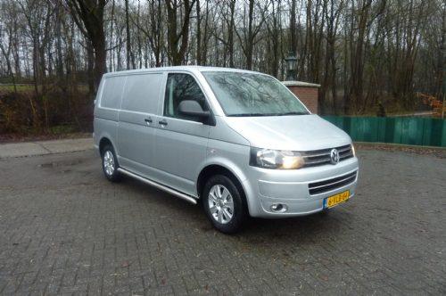 Volkswagen - vw transporter t5 nieuw geleverd