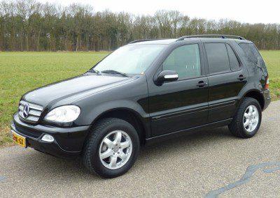 Mercedes-benz – m-klasse 2.7 CDI van