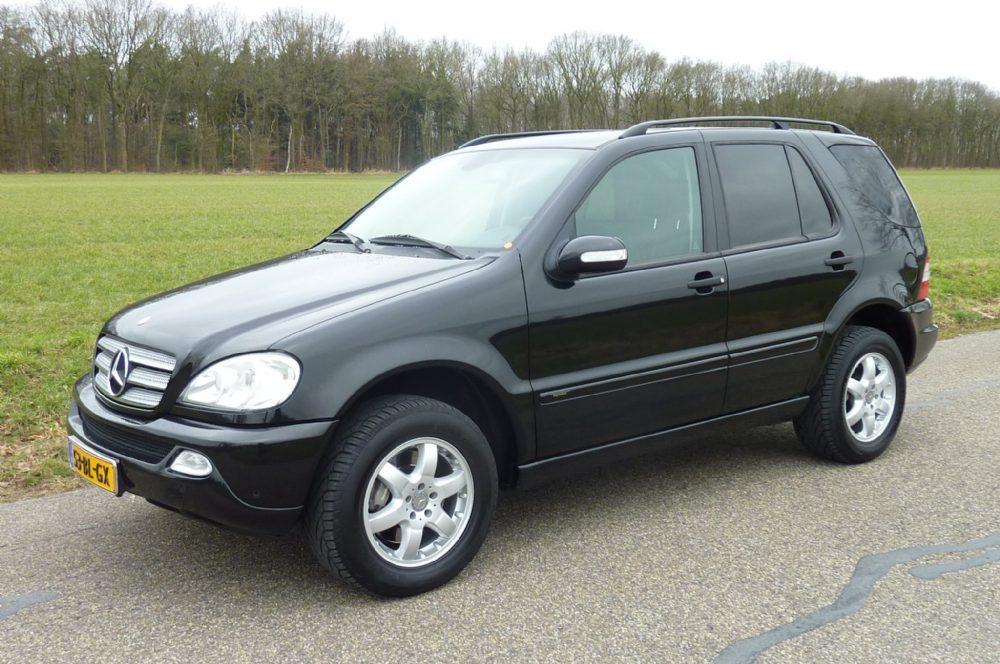 Mercedes-benz - m-klasse 2.7 CDI van