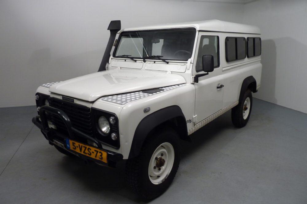 Land Rover - Defender 110 TD5