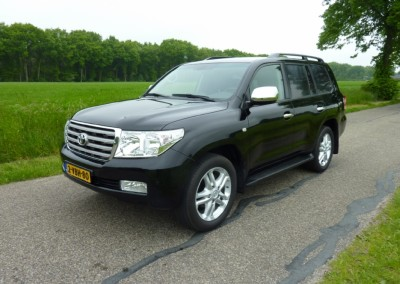 Toyota – Landcruiser 200 V8 4.5 d-4d executive